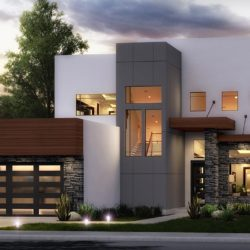 Contemporary And Modern Home In Houston Texas Oak Forest Garden Oaks Heights